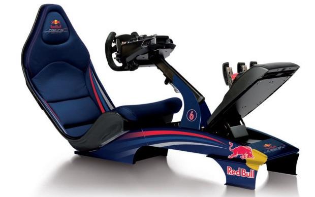 Red Bull F1 Playseat  (Foto: Divulgação)