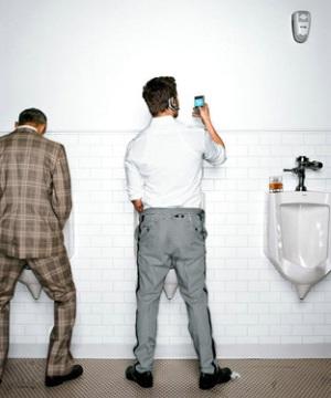 Smartphone no Banheiro (Foto: T3)