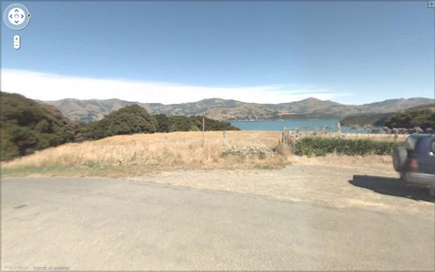 Lugar aleatório, na Nova Zelândia