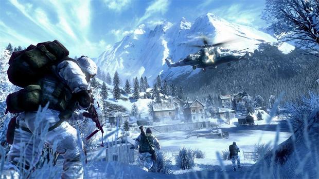 Call of Duty: Modern Warfare 2  (Foto: Divulgação)