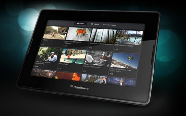 BlackBerry PlayBook (Foto: Divulgação)