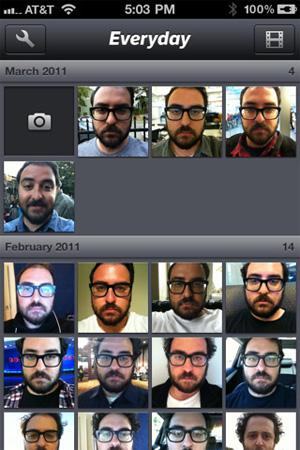 Aplicativo Everyday (Foto: Divulgação)