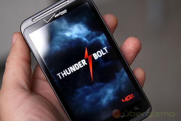 HTC Thunderbolt (Foto: Reprodução/Ubergizmo)