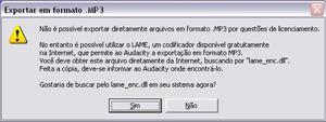 Encoder Lame (Foto: Reprodução/Gustavo Ribeiro)