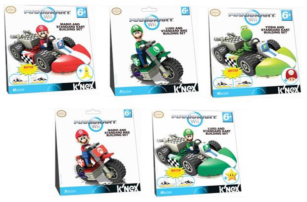 Mario Kart K'NEX Sets (Foto: Gameinformer)