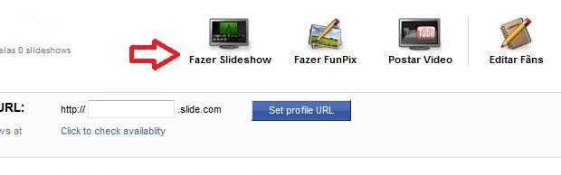 Como fazer slide de fotos no perfil do orkut 30