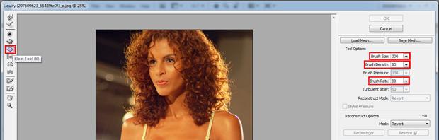 Aumentar seios no Photoshop (Foto: Reprodução/TechTudo)