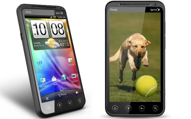 HTC EVO 3D (Foto: Divulgação)