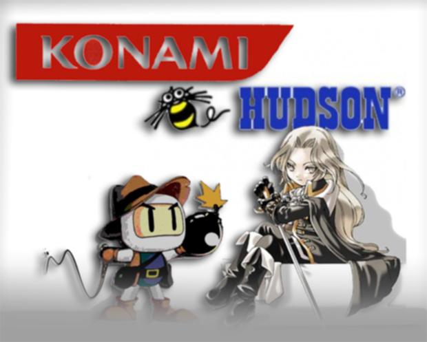 Konami Hudson  (Foto: Divulgação)