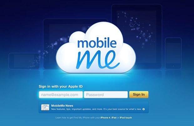Mobile Me (Foto: Divulgação)