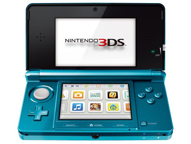 Nintendo 3DS (Foto: Divulgação)