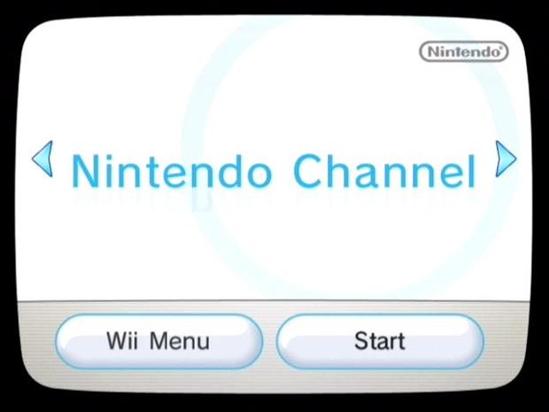 Nintendo Channel  (Foto: Divulgação)