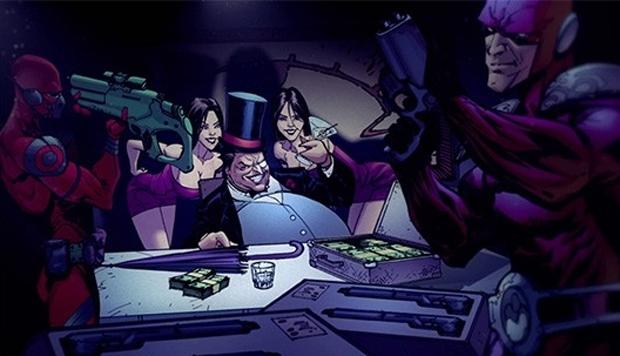 Pinguim está chegando em DC Universe Online (Foto: Divulgação)
