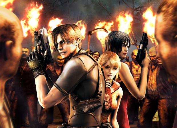 Resident Evil 4  (Foto: Divulgação)