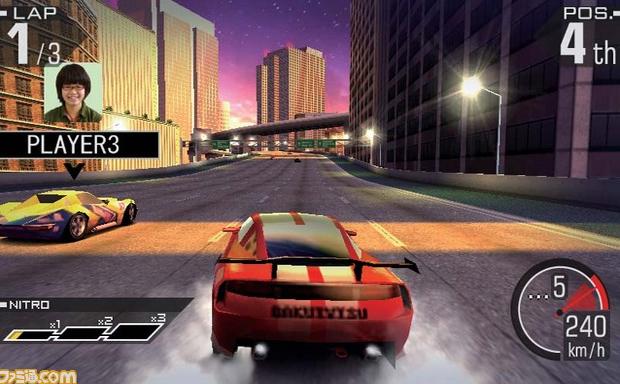 Ridge Racer 3DS (Foto: Divulgação)