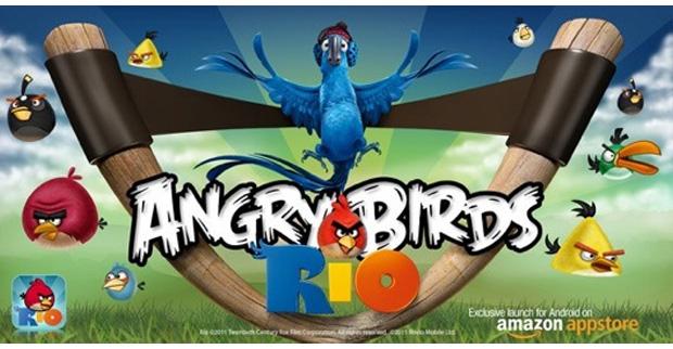 Angry Birds Rio (Foto: Divulgação)