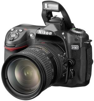 Nikon D90 (Foto: Divulgação)