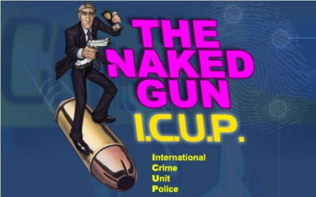 The Naked Gun I.C.U.P. (Foto: Divulgação)