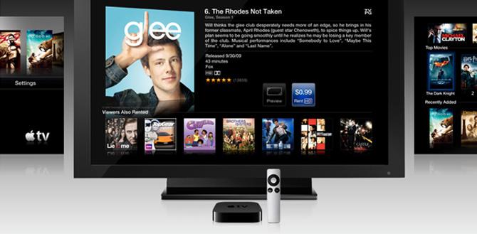 Apple deve lançar Smart TV até 2013. (Foto: Divulgação)