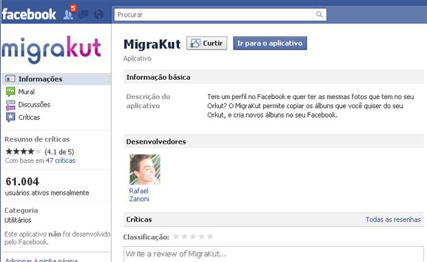 Migrakut (Foto: Reprodução)