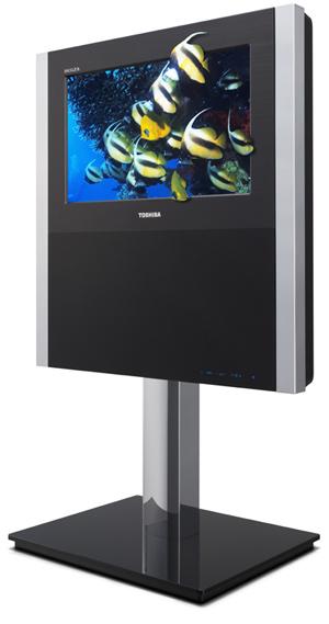TV 3D da Semp Toshiba. (Foto: Divulgação)