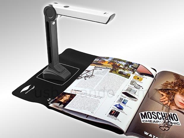Scanner portátil da Brando (Foto: Divulgação)