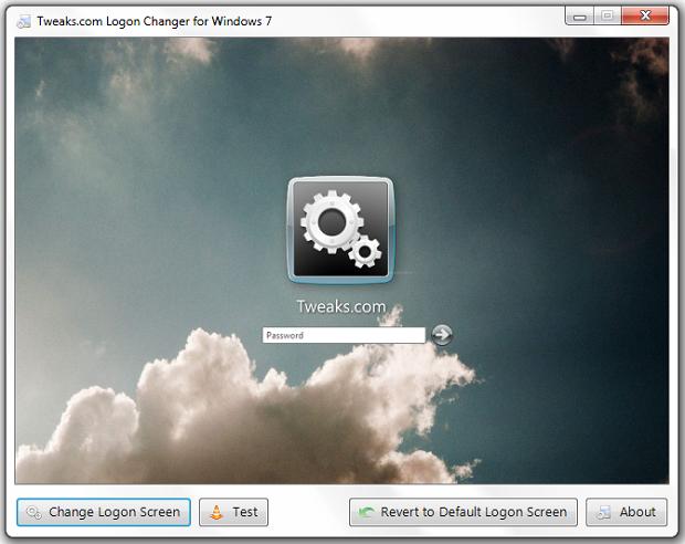 Aprenda a personalizar sua tela de logon do WIndows 7 com o TweaksLogon (Foto: Divulgação)