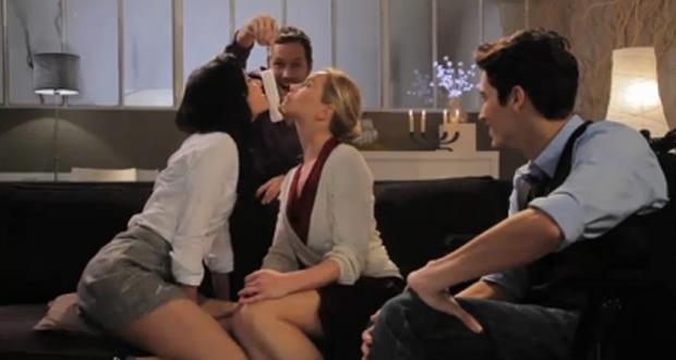 Cena do trailer de We Dare (Foto: Divulgação)
