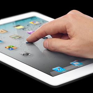 iPad 2 branco (Foto: Divulgação)