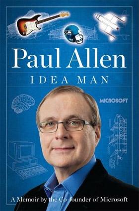 Livro do Paul Allen (Foto: Divulgação)