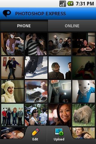 Adobe Photoshop Express (Foto: Divulgação)