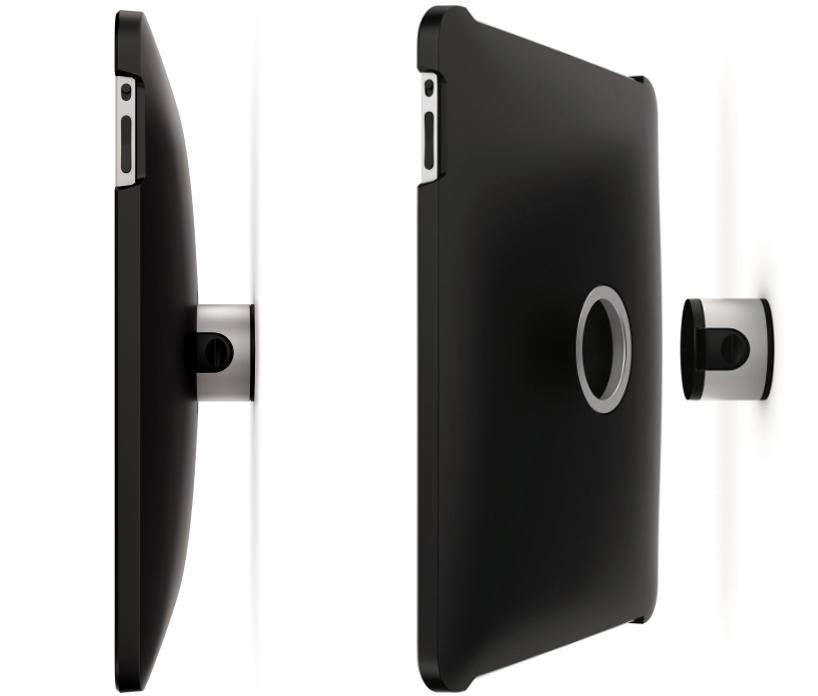 RingO, o suporte para iPad e Galaxy Tab da Vogel. (Foto: Divulgação)