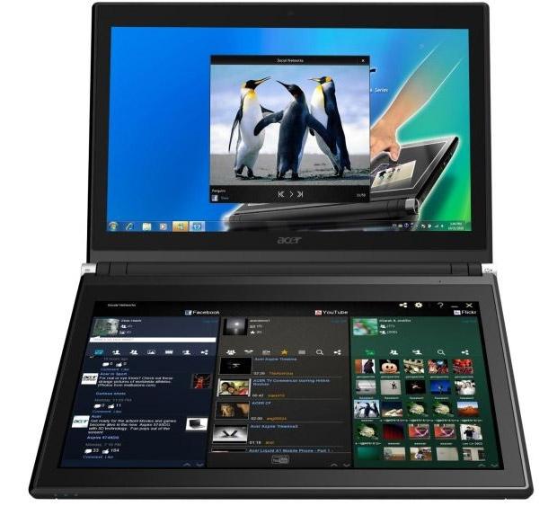 Acer Iconia 6120 (Foto: Divulgação)