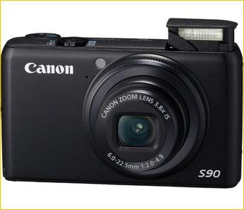 canon s90 (Foto: Divulgação)