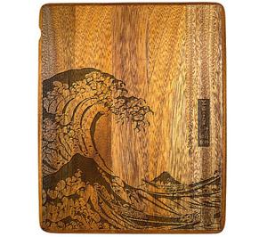Case de madeira para iPad (Foto: Divulgação)