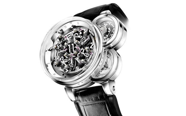 Relógio Opus Eleven (Foto: Divulgação)
