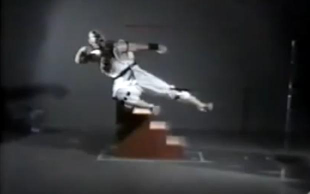 Personagem de Kano em ação (Foto: Reprodução)