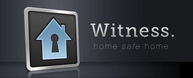 Witness, um aplicativo que vai proteger a sua casa (Foto: Reprodução)