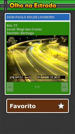 """App """"Olho na estrada"""" (Foto: Divulgação)"""