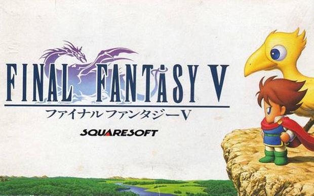 Final Fantasy V (Foto: Divulgação)