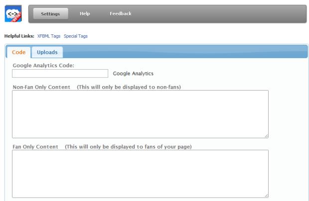 Hosted iFrame tem suporto ao Analytics (Foto: Reprodução/Camila Porto)