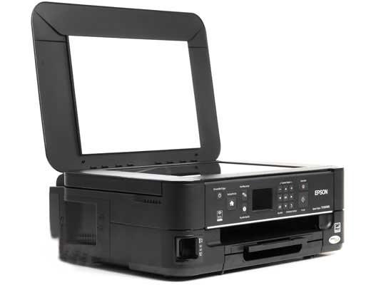Multifuncional Epson Stylus TX560WD_2 (Foto: Divulgação)