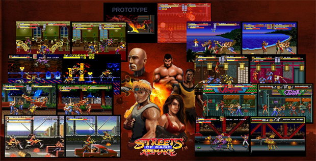 Streets of Rage Remake (Foto: SorR Project)