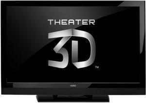 Vizio 3D (Foto: Divulgação)