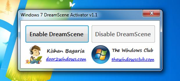 Ativando o Windows 7 DreamScene Activator (Foto: Reprodução/TechTudo)