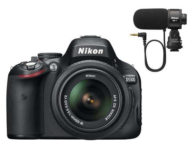 Nikon  (Foto: Divulgação)