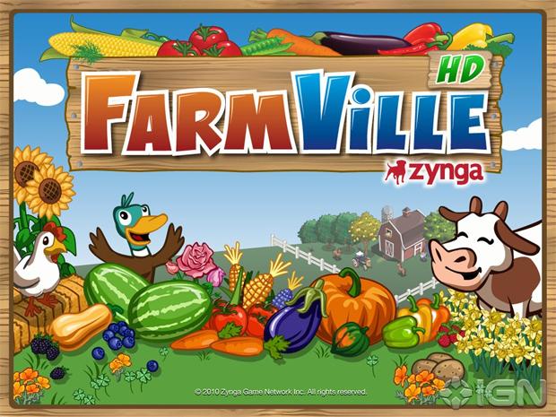 Farmville, o sucesso do Facebook (Foto: Divulgação)