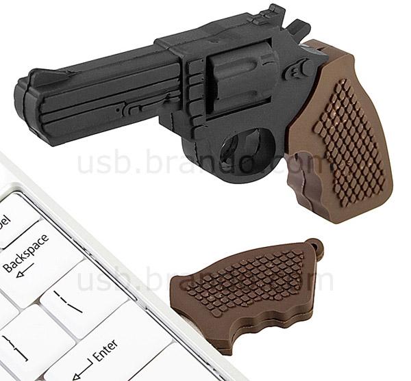 Gun Flash Drive. (Foto: Divulgação)