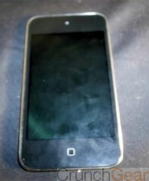 Novo iPod touch? (Foto: Reprodução/CrunchGear)