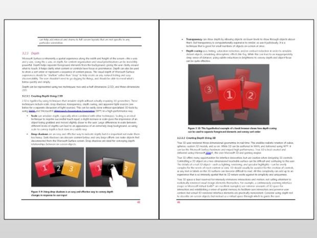 Leitor de .pdf da Microsoft (Foto: Reprodução)
